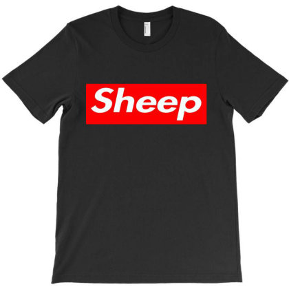 Sheep T-shirt Designed By Designtees