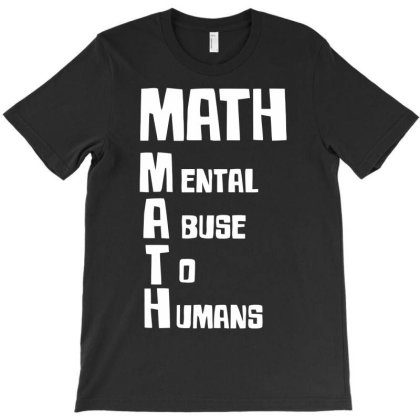 Math Definition Quote Funny T-shirt Designed By Rusmashirt
