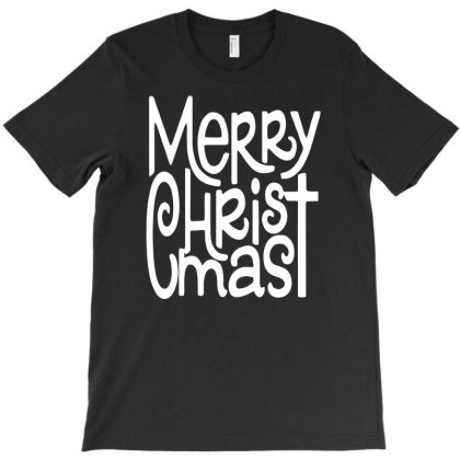 Merry Christmas T-shirt Designed By Rusmashirt