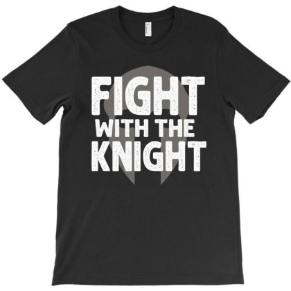 Fight With The Knight T-shirt Designed By Cloudystars