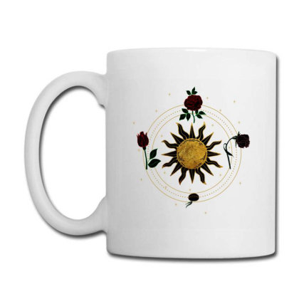 Circle Of Life Coffee Mug Designed By Snuggly The Raven