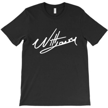 Wl Signature T-shirt Designed By Designtees