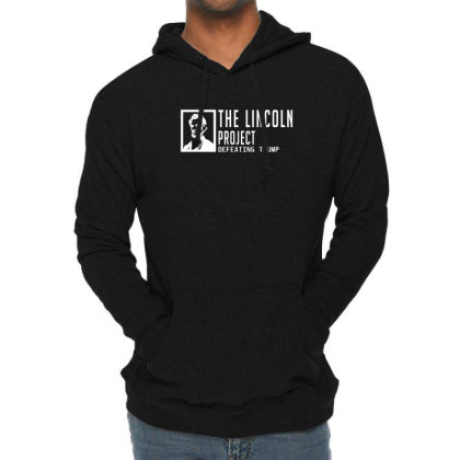 The Lincoln Project New Ver Lightweight Hoodie Designed By Trending Design