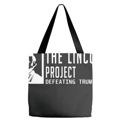 The Lincoln Project New Ver Tote Bags Designed By Trending Design