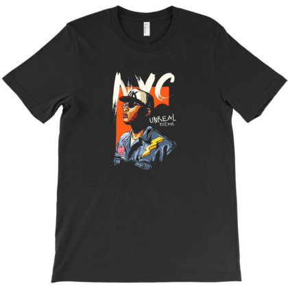 New York City T-shirt Designed By Disgus_thing