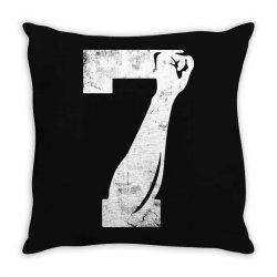 kaepernick 7 Throw Pillow | Artistshot