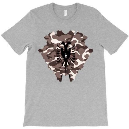 Albanie  T-shirt Designed By Dav