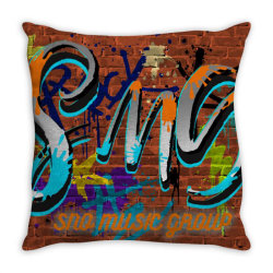26 07 2020 07 42 24 Throw Pillow | Artistshot