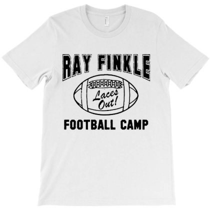 Ray Finkle Football Camp T-shirt Designed By Cooldesignz