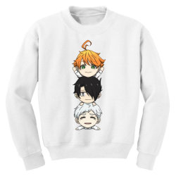 Anime _ Promised Neverland Youth Sweatshirt | Artistshot