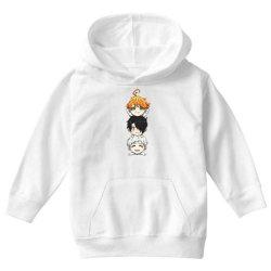 Anime _ Promised Neverland Youth Hoodie | Artistshot