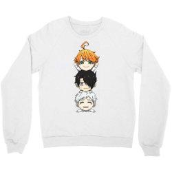 Anime _ Promised Neverland Crewneck Sweatshirt | Artistshot
