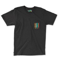 Farmer Daddy Retro Vintage Farming Farmer Gift Pocket T-shirt Designed By Vip.pro123