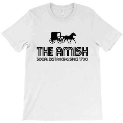 Social Distancing Since 1730 T-shirt Designed By Cooldesignz