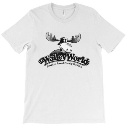 Walley World T-shirt Designed By Cooldesignz