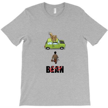 Akira Bean T-shirt Designed By Cuser4043
