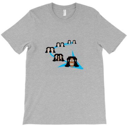 Alienation T-shirt Designed By Cuser4043