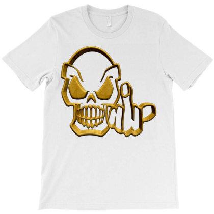 Fuck T-shirt Designed By Dav