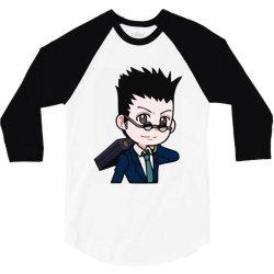 Anime _ Hunter X Hunter _ Leorio 3/4 Sleeve Shirt | Artistshot