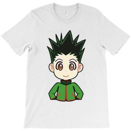 Anime _ Hunter X Hunter _ Gon T-shirt Designed By Dc47
