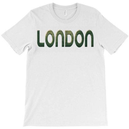 London T-shirt Designed By Dav
