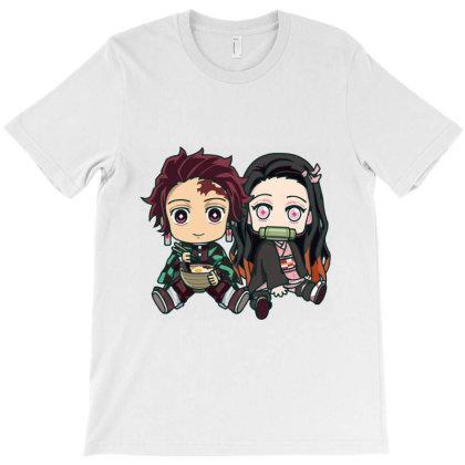 Anime _ Nezuko Fanart Cute T-shirt Designed By Dc47