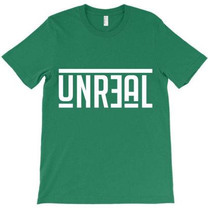 Unreal Virtual Reality T-shirt Designed By Designisfun