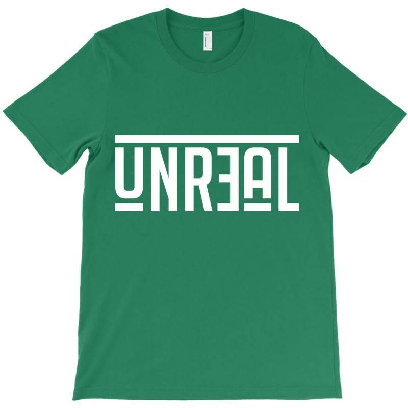 Unreal Virtual Reality T-shirt   Artistshot