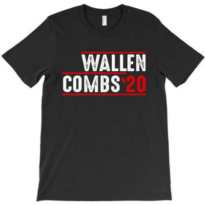 Wallen Combs 2020 T-shirt Designed By Faical