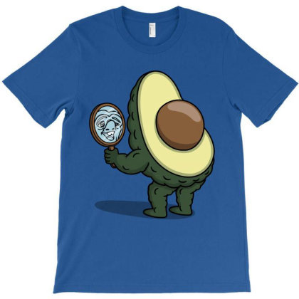Hunchvocado! T-shirt Designed By Raffiti