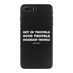 good trouble john lewis iPhone 7 Plus Case   Artistshot