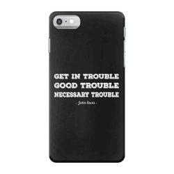 good trouble john lewis iPhone 7 Case   Artistshot