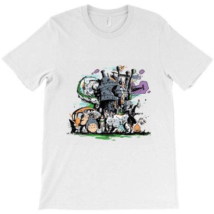 Fantasy Universe T-shirt Designed By Cuser4048