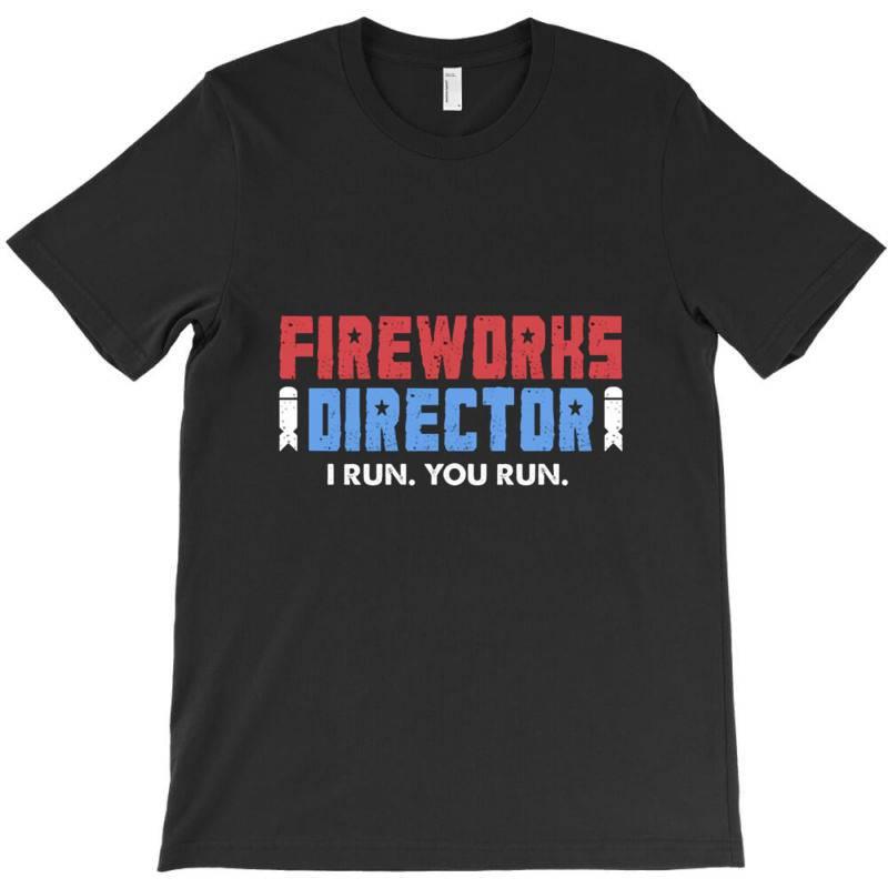 Fireworks Directo 4th Of July Gift T-shirt | Artistshot