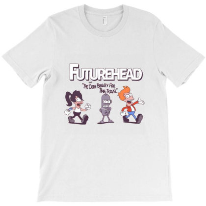 Futurehead T-shirt Designed By Cuser4048