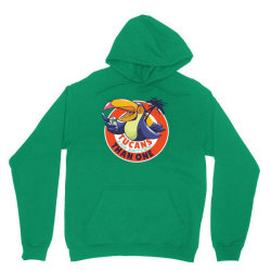 tucans are better than one Unisex Hoodie | Artistshot