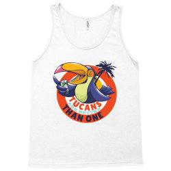 tucans are better than one Tank Top | Artistshot