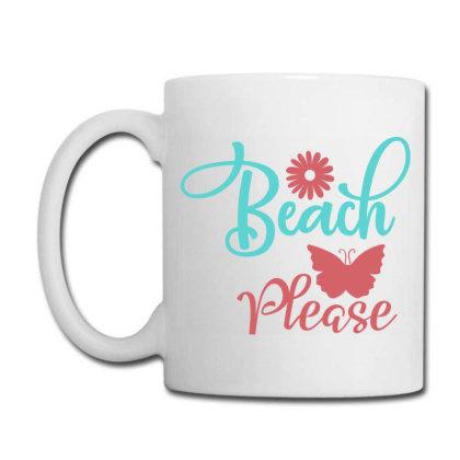 Beach Please Coffee Mug Designed By Irenestore