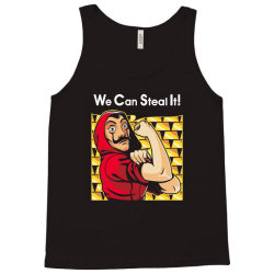 we can steal it! Tank Top | Artistshot