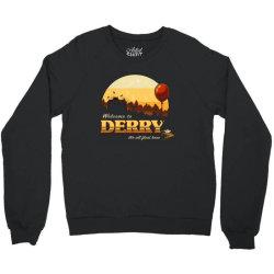 welcome to derry Crewneck Sweatshirt | Artistshot