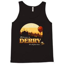 welcome to derry Tank Top | Artistshot