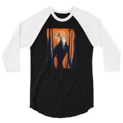 wendigo 3/4 Sleeve Shirt | Artistshot