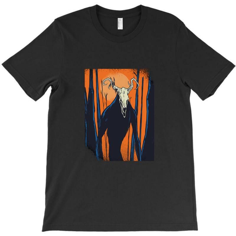 Wendigo T-shirt | Artistshot