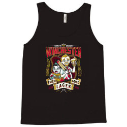 winchester fried gold lager Tank Top | Artistshot