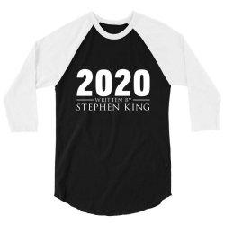 year 2020 3/4 Sleeve Shirt | Artistshot