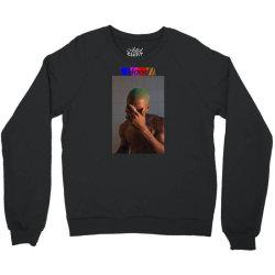 frank ocean   blond Crewneck Sweatshirt | Artistshot