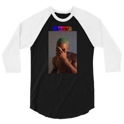 Frank Ocean   Blond 3/4 Sleeve Shirt Designed By Diaheka92