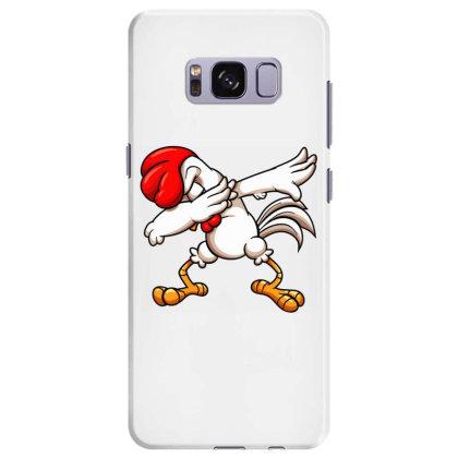 Swagger Chicken Samsung Galaxy S8 Plus Case Designed By Alqamar