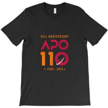 Apollo11 Copy T-shirt Designed By Cuser4051
