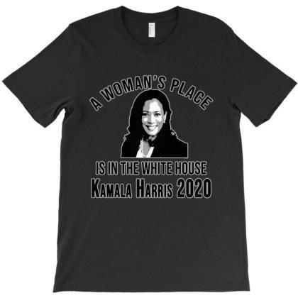 Kamala 2020 T-shirt Designed By Gotthis Tees